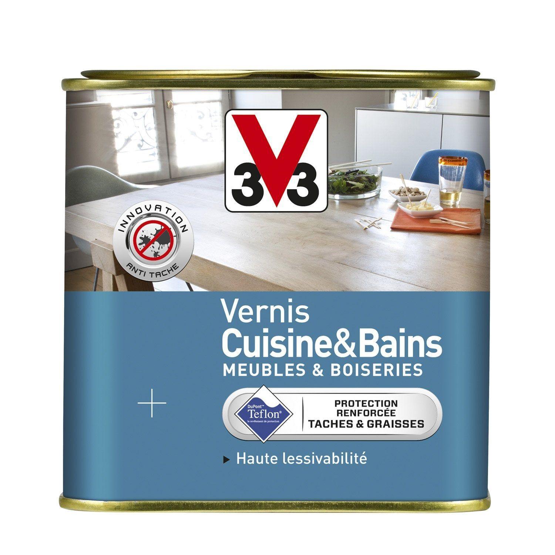 Vernis Cuisine Et Bain V33 075 L Chêne Doré In 2019