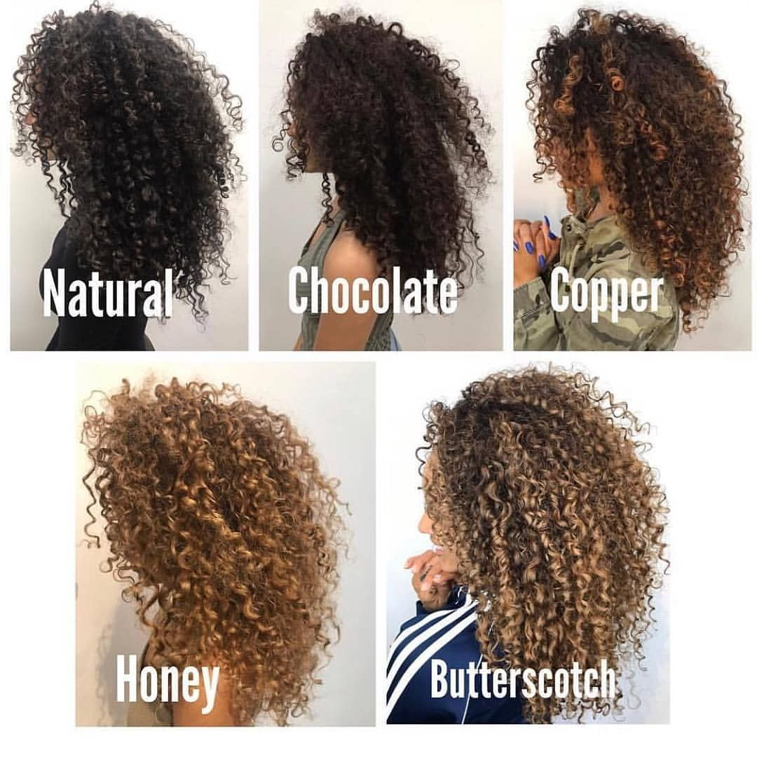 B Ucles Et Tresses On Instagram Which Color Do You Like Best