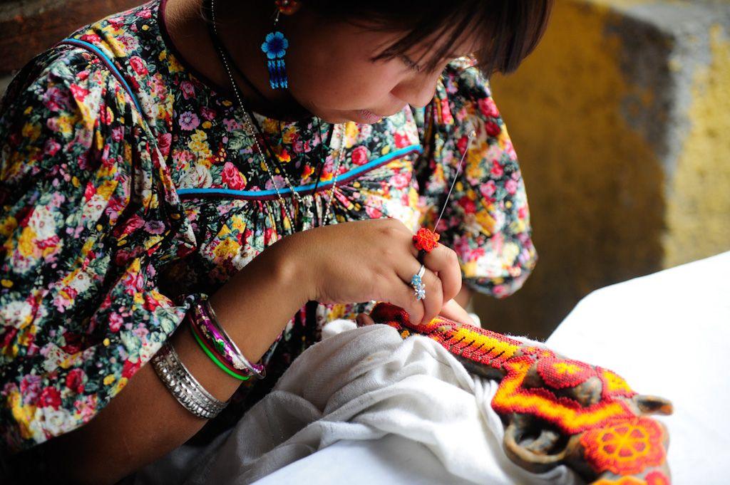 Mexican Huichol Art