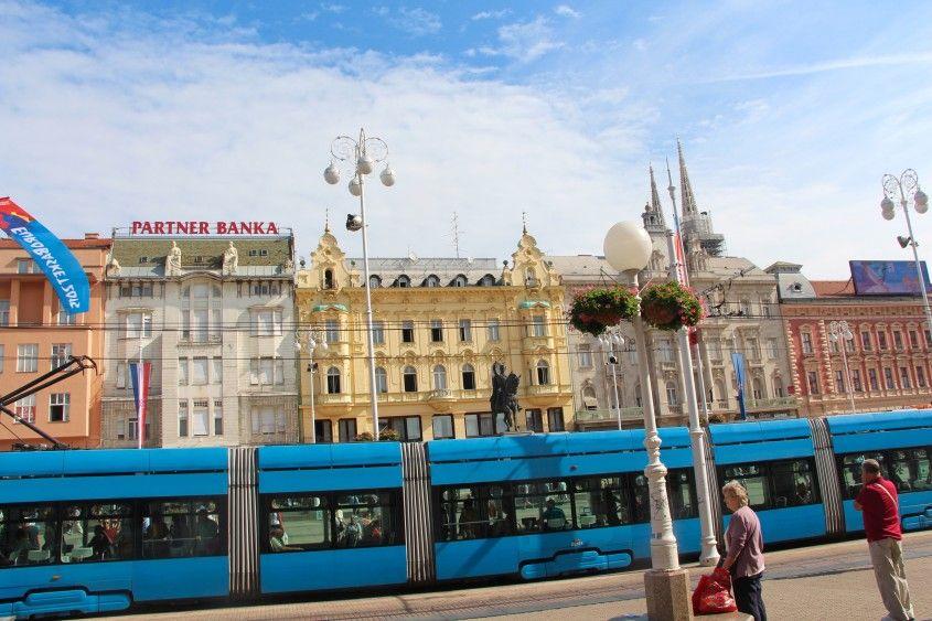 Zagreb Croatia S Capital Zagreb Croatia Croatian