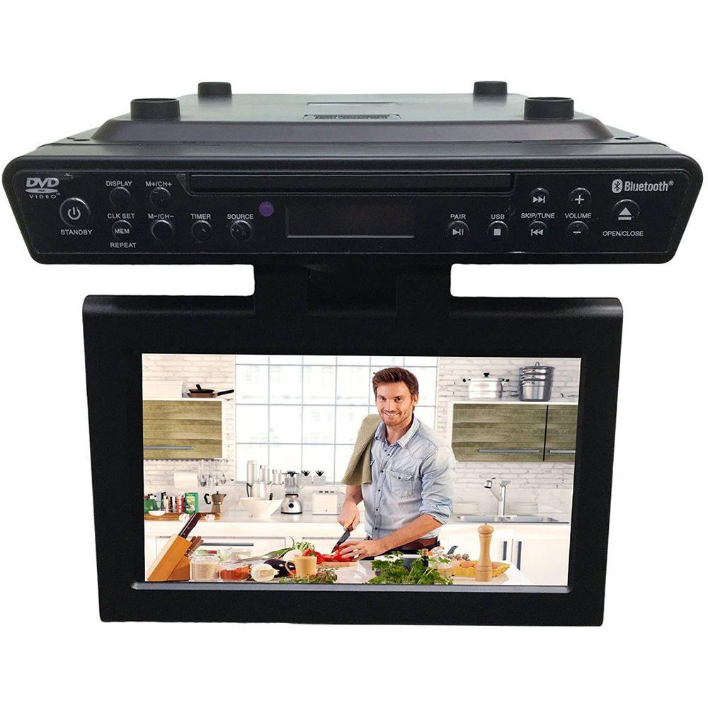 "Sylvania SKCR2706 10.2"" Under Kitchen TV Sylvania"