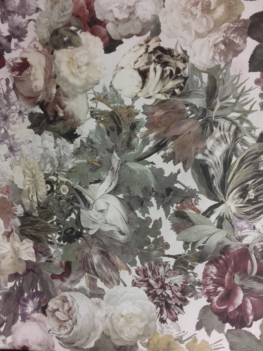 Tapeta Tapety Pokojowe Prawdziwe Naturalne Kwiaty 7718980767 Oficjalne Archiwum Allegro Painting Art