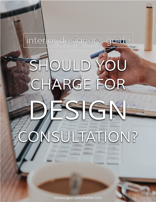 Should You Charge For A Design Consultation With Images
