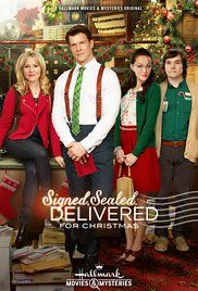 Signed, Sealed, Delivered for Christmas (2014)  Drama, Mystery, Romance | TV Movie 23 November 2014