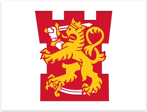 finnish air force logo