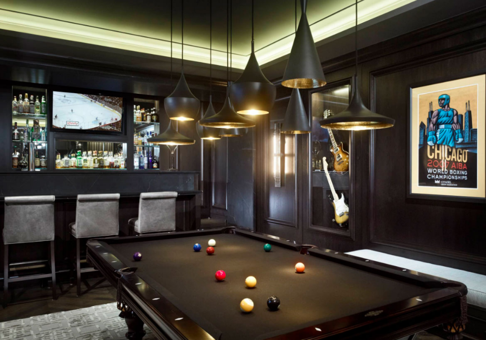 72 Really Cool Modern Basement Ideas Modern Basement Man Cave Home Bar Man Cave Room