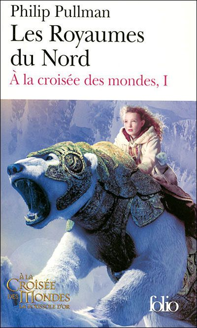 Les Royaumes Du Nord Film : royaumes, Mincing, Through, French., Croisée, Mondes,, Philip, Pullman,, Livres