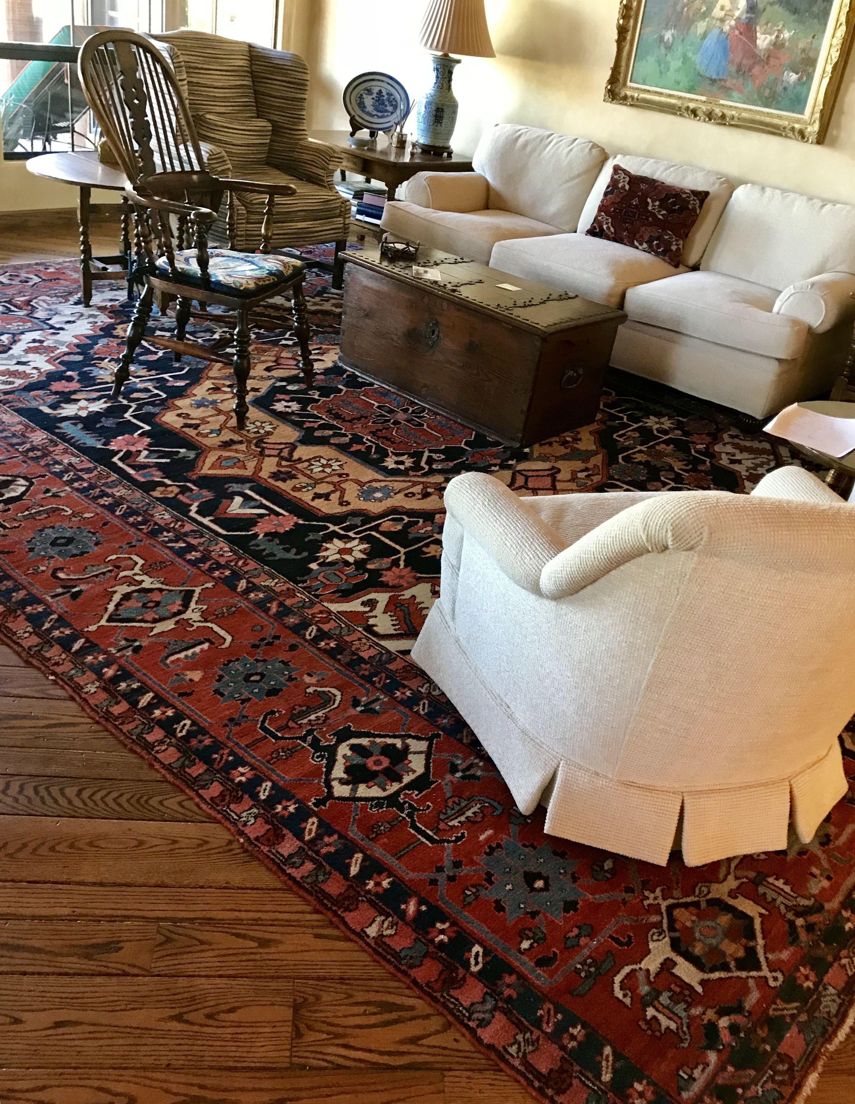 A Scottsdale, Arizona desert living room | Desert living ...