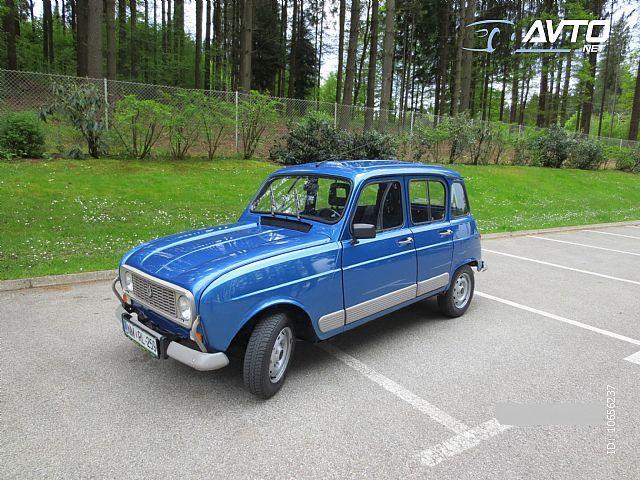 Renault R 4 R4 Gtl Wwwavtonet Autos Oldtimer Autos Und