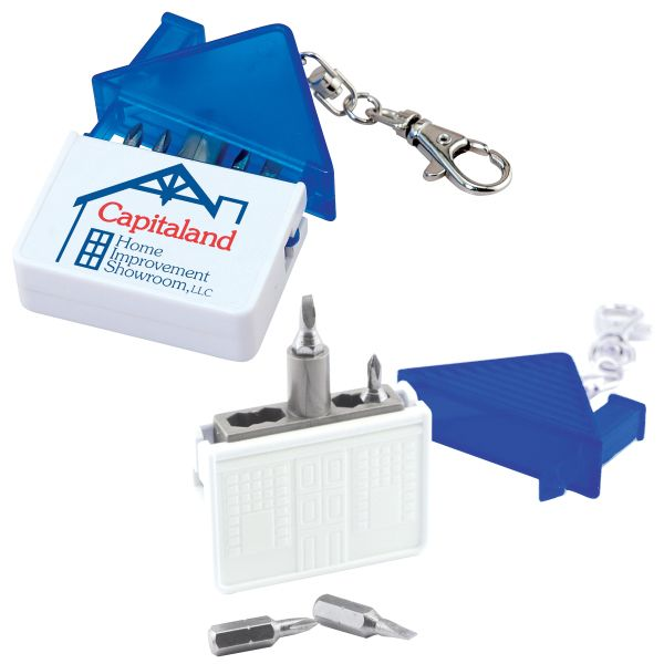 HOUSE SHAPED GIVEAWAYS
