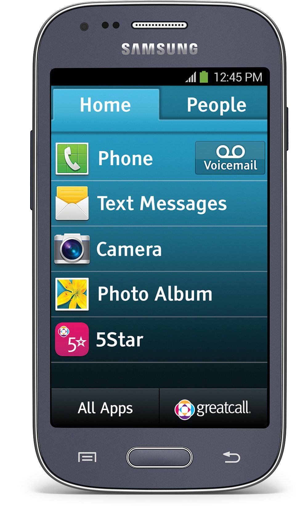 Amazoncom Jitterbug Touch3 Simple And Easy To Use Senior Cell