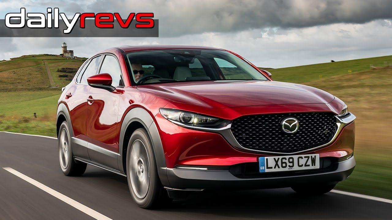 2020 Mazda CX 30 SkyactivX [UK] Driving & Design
