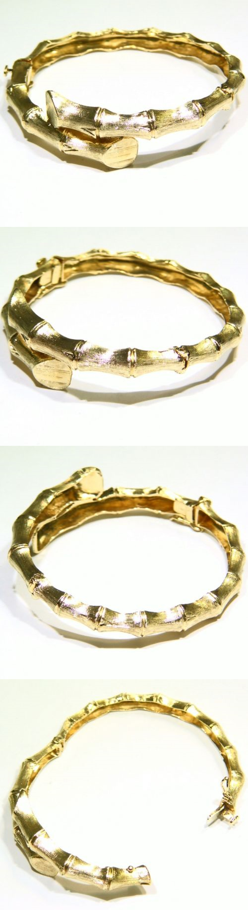 solid yellow bracelet gold bangles in bangle