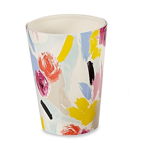 kate spade new york paintball floral