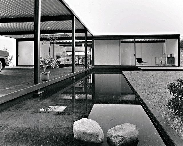 Bailey House, Los Angeles; Pierre Koenig, 1958