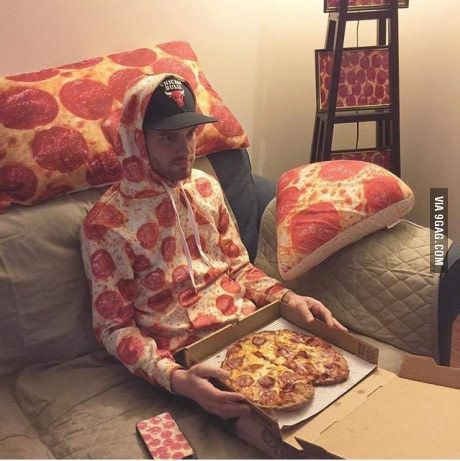 In love with Pizza
