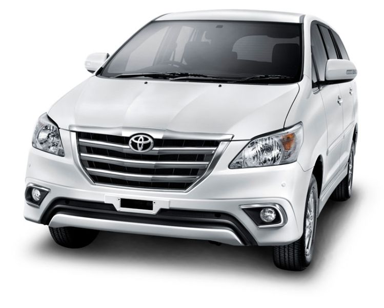 All New Kijang Innova Diesel Vs Bensin Corolla Altis Civic V Exterior 10 Toyota