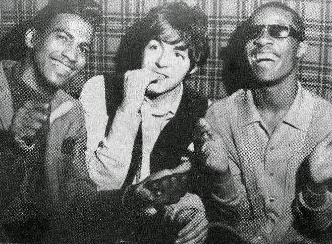 Paul and Stevie