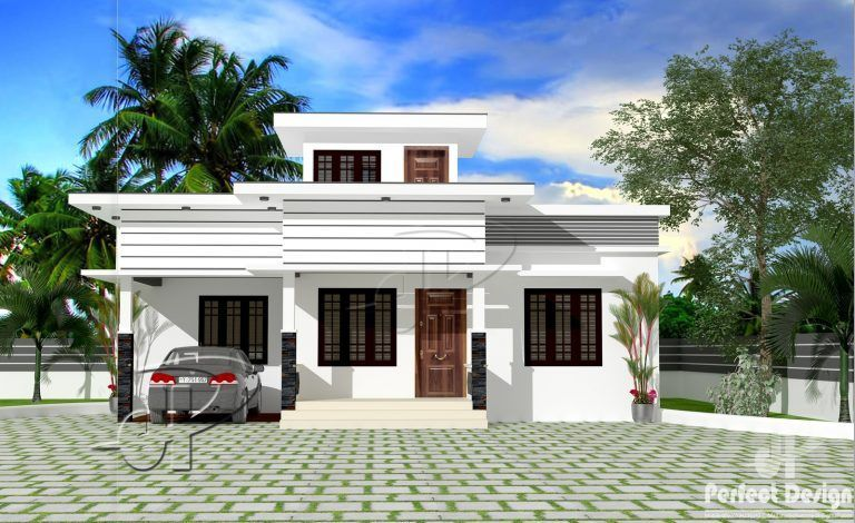 10 Ethereal Roofing Styles Building Ideas Minimalist House Design Bungalow House Design Modern Minimalist House