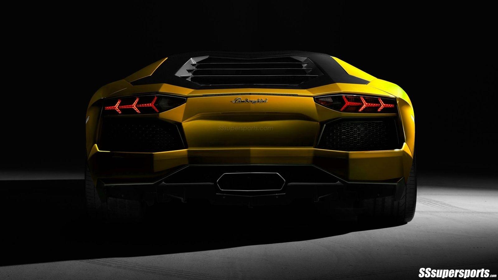 Yellow And Black Lamborghini Aventador Pic 4 Gallery Lamborghini Aventador Lamborghini Lamborghini Aventador Wallpaper