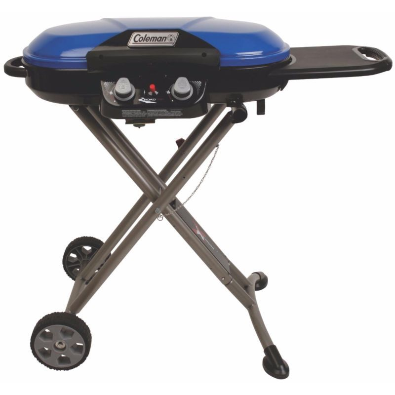 Coleman X Cursion Collapsible Portable Propane Grill Blue 2000017461 Free 1 3 Day Delivery With Hassle Free 6 Propane Grill Gas Grill Best Charcoal Grill