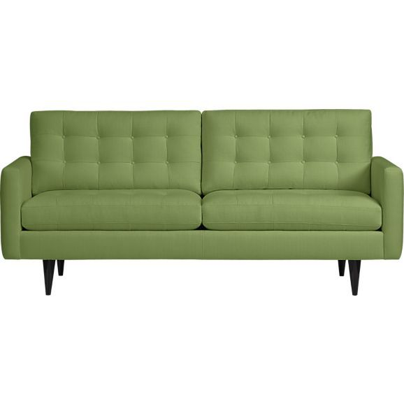 Petrie Apartment Sofa In Sofas Crate And Barrel Make Sure To Read Reviews