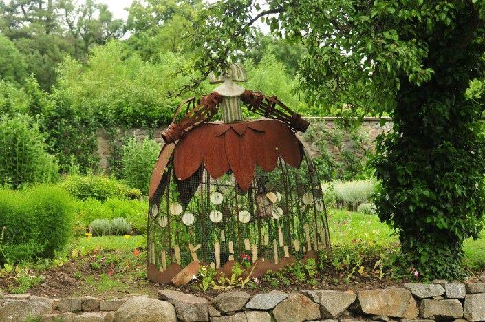Edible Landscaping Kitchen Garden Jardin Potager Bauerngarten