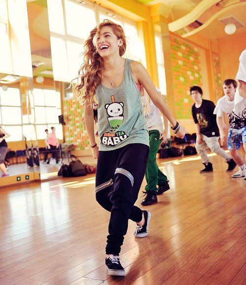 dance | Tumblr | Inspirational Fitness Photography | Hip ... Chachi Gonzales Fashion Style