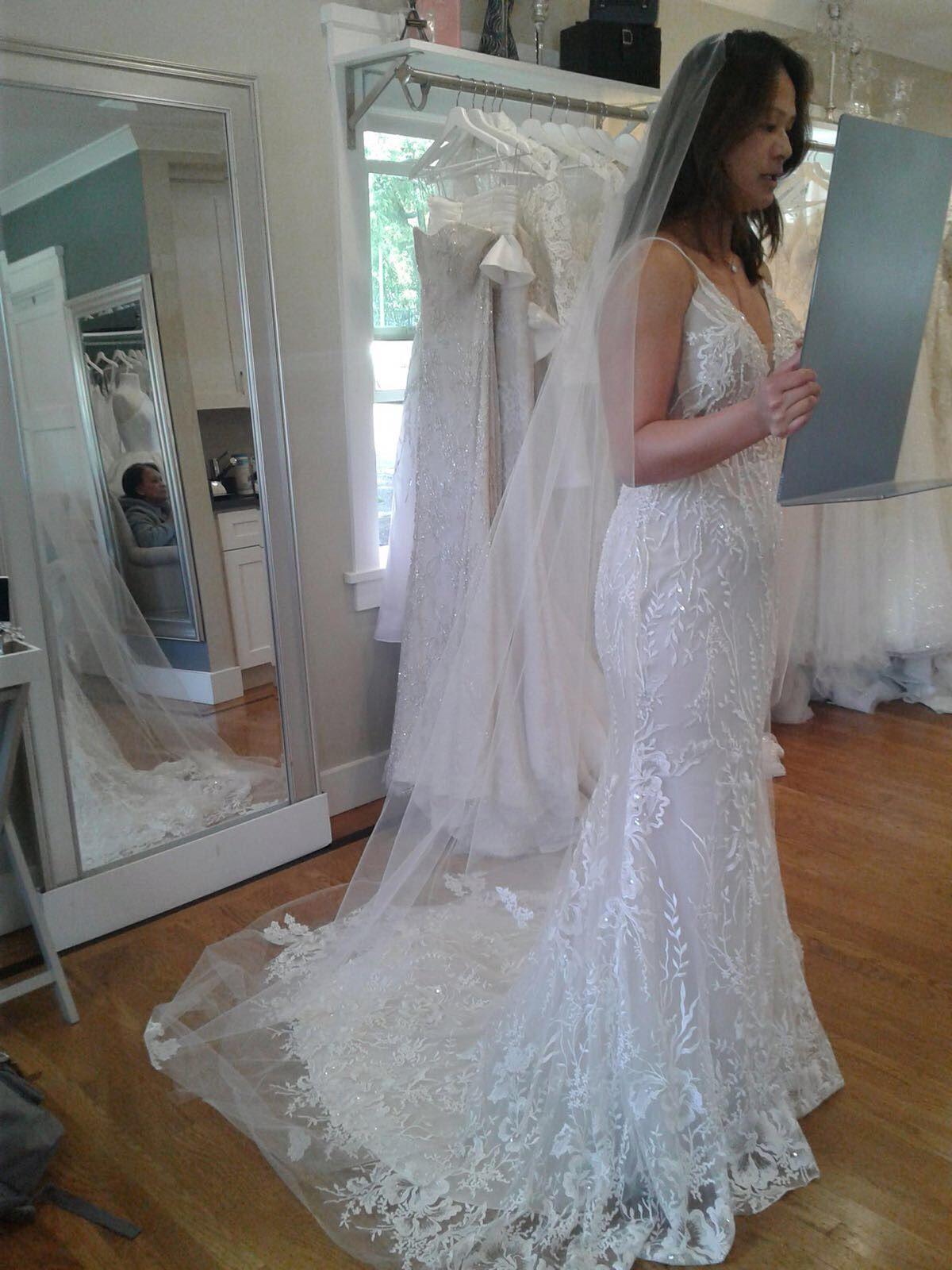 Mermaid wedding dress affordableweddingdress affordable glow