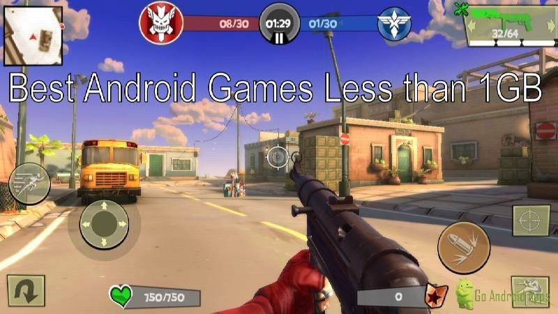 go android games