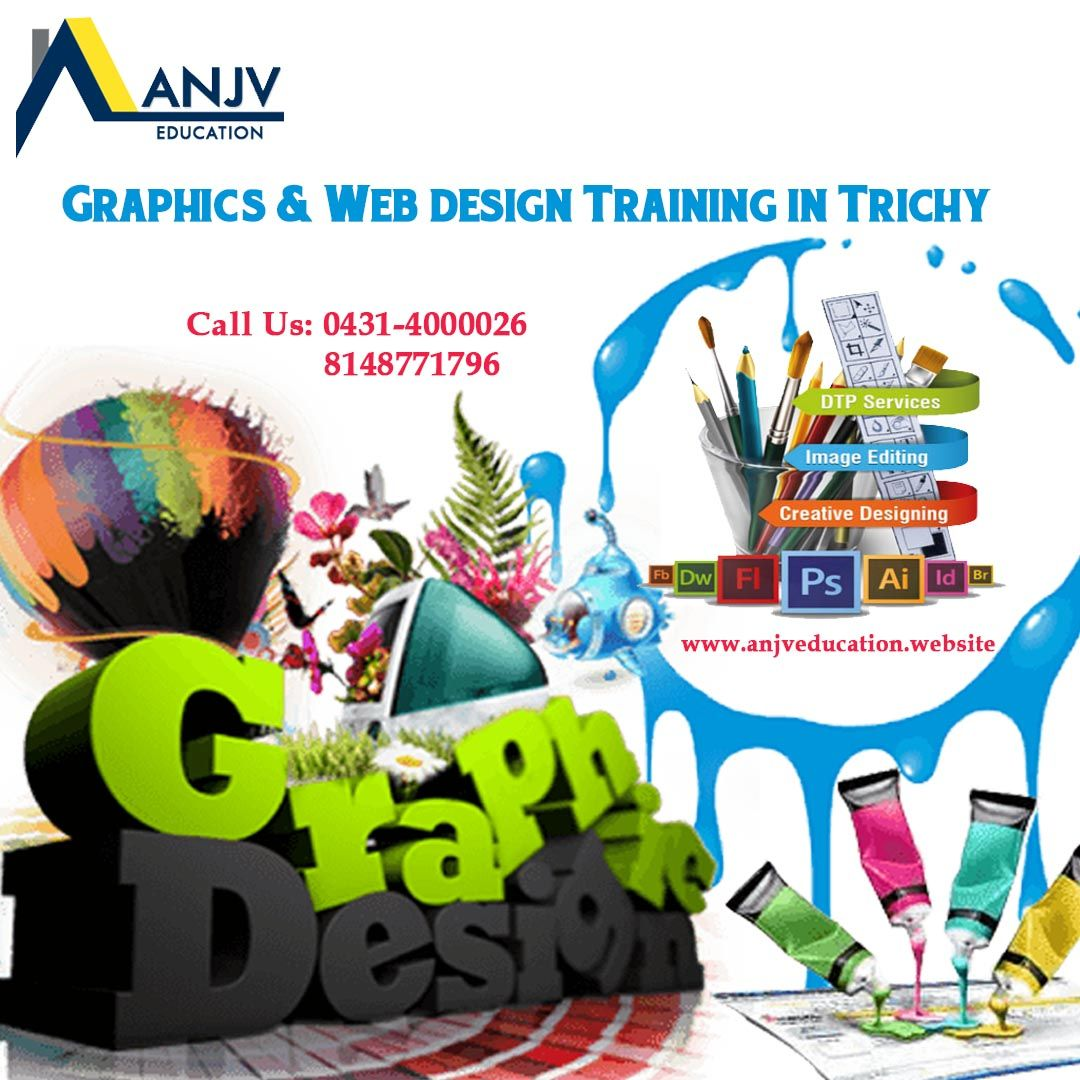Learn Graphics Web Designing Course With Our Training Institute For Queries Call Us 0431 4000026 8148771 Web Design Training Web Design Web Design Course
