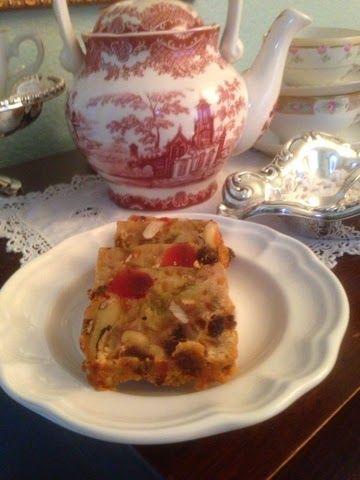 Texas Lizzie Cookies vs Traditional Fruitcake