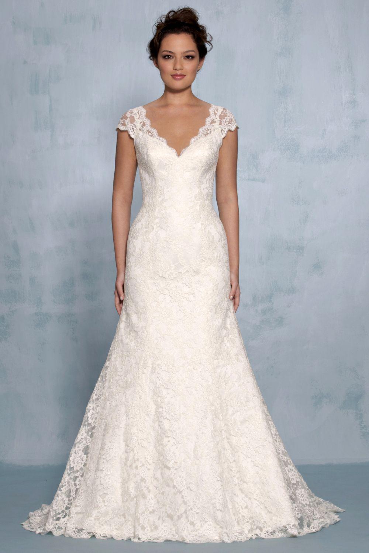 Anita - augusta jones | Vestidos de novia | Pinterest | Novios ...