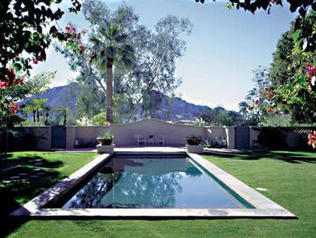 Rectangular Pool Ideas inspiration pool witching rectangular pool with and without deck designs amazing backyard gardening ideas Rectangular Pool Surrounded By Grass