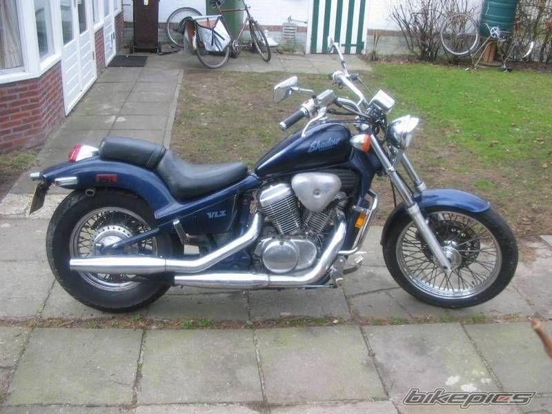 1988 Honda Vt 600 Shadow Vlx Bike Life Honda Honda