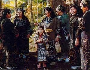 aïnous japon - Bing Images