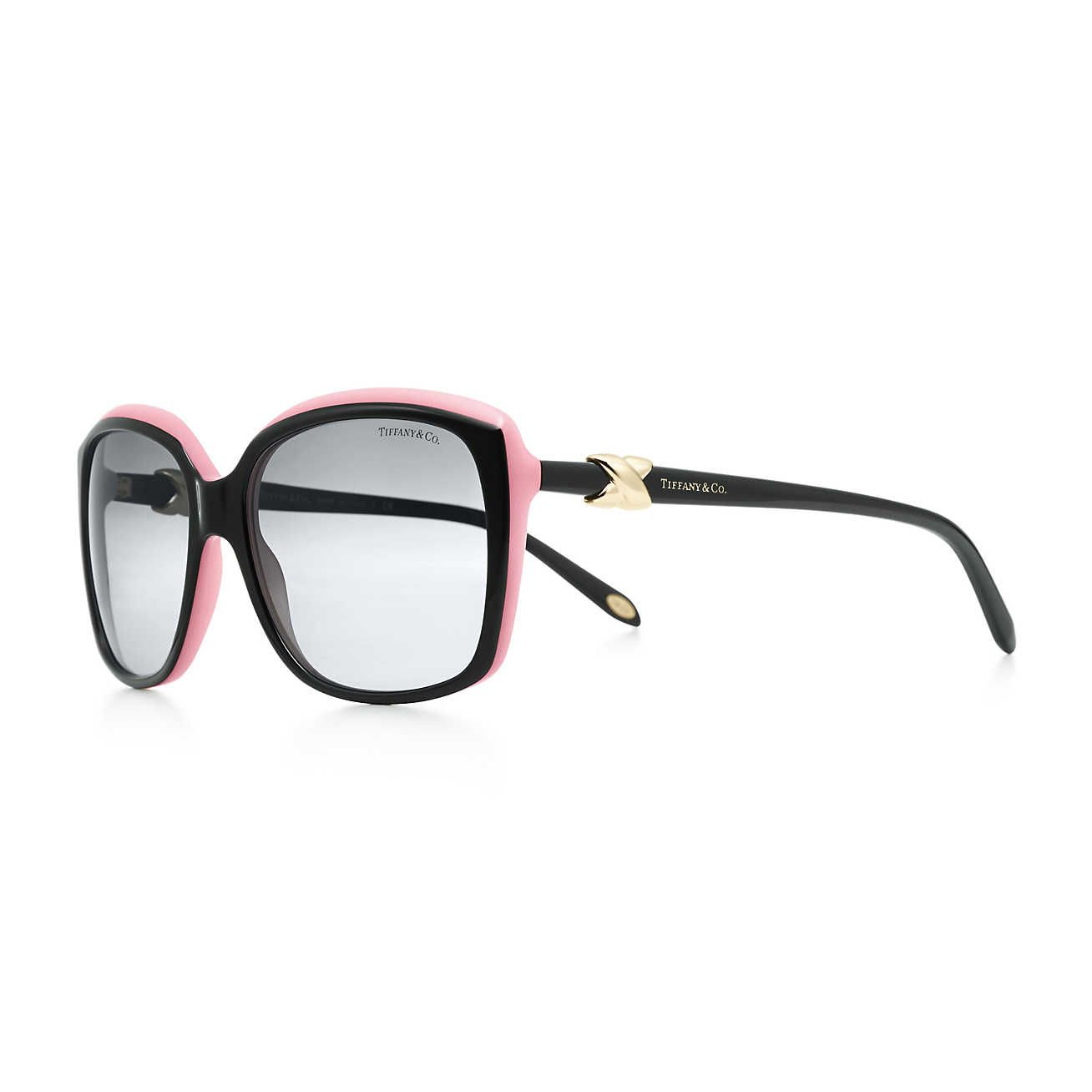 9f615084e3b4 Tiffany Signature™ Square Sunglasses