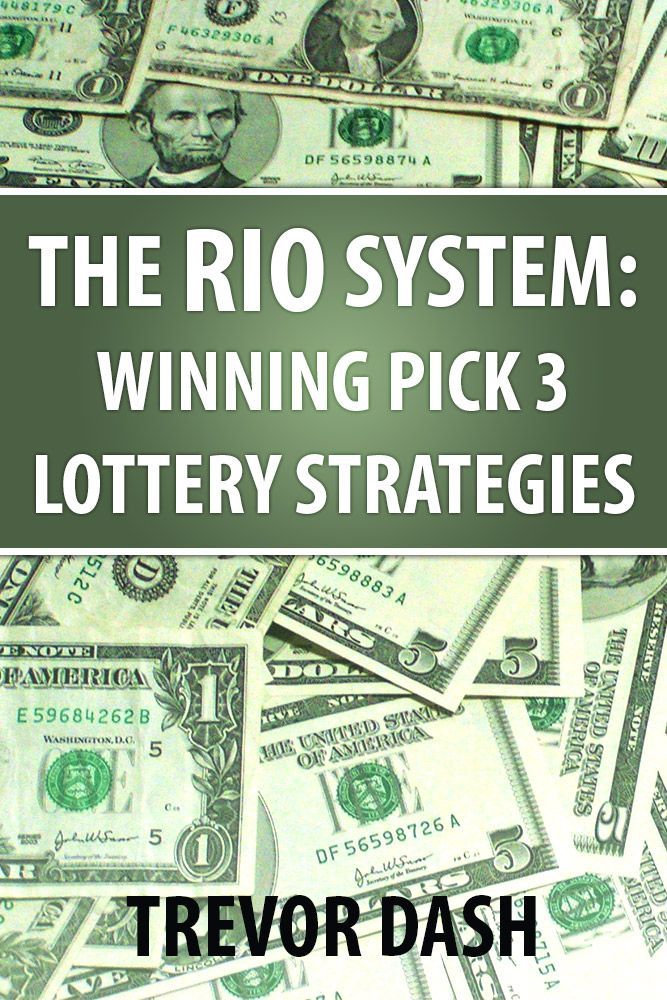 Instant win lottery strategy books