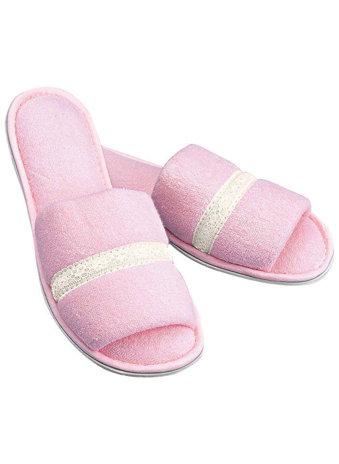 Open-Toe Slippers   Open toe slippers
