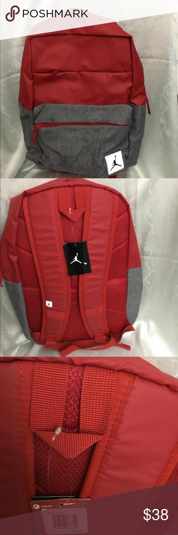 "ea91761c9c Jordan Pivot Backpack Brand new with tag Jordan Pivot Backpack. Approximate  measurements  19.5"""