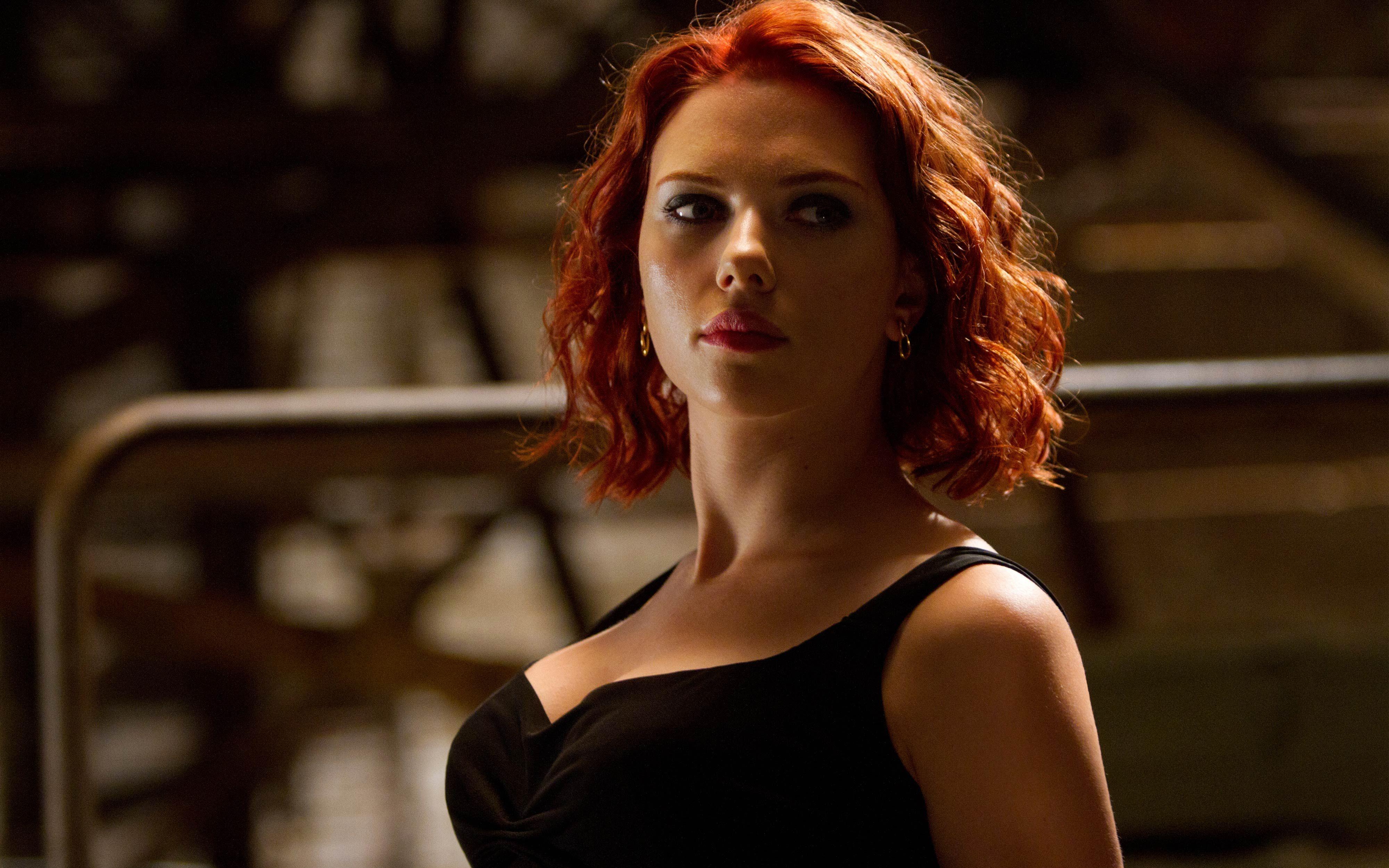 Scarlett Johansson Hot » Ultra Hd Wallpapers Female