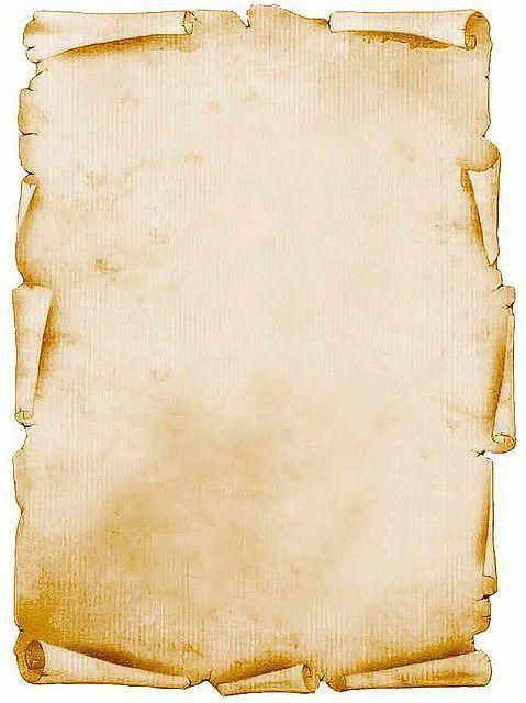 Modelo de pergamino para escribir e imprimir buscar con - Escritorio para escribir ...