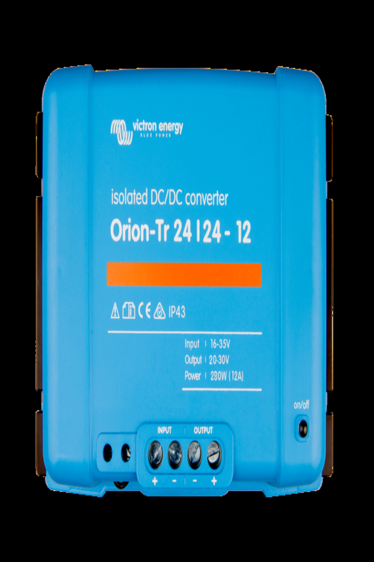 Victron Energy Orion Tr 24 24 12a 280w Isolated Dc Dc Ori242428110 8380000007004 Ebay Recondition Batteries Energy Orion