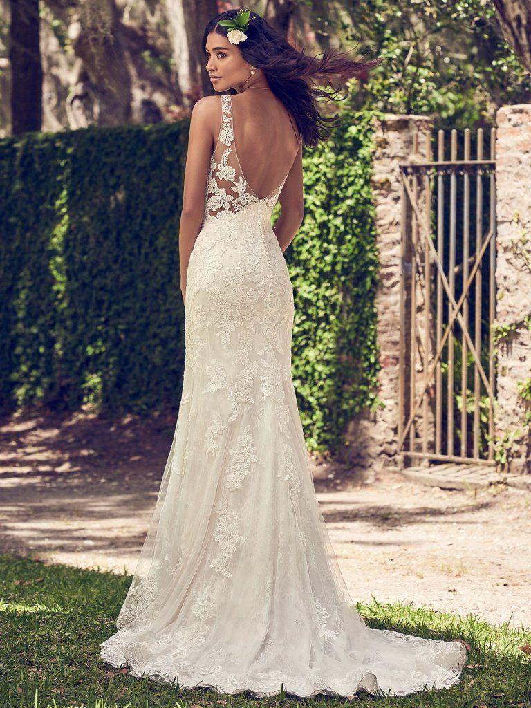 Charlotte By Maggie Sottero Wedding Dresses Node Wedding