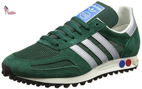 adidas la Trainer Og, Sneakers Basses Homme, Vert (Collegiate ...