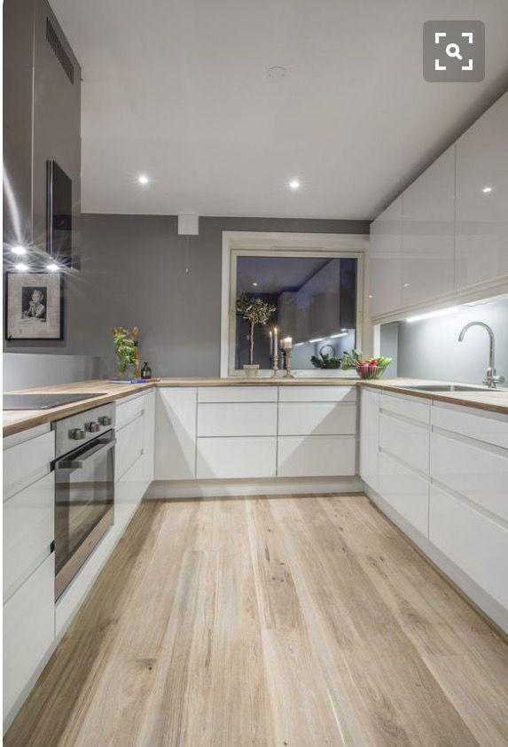 Cocina Küche Pinterest Küchenmöbel, Küche und Häuschen - Parkett In Der Küche