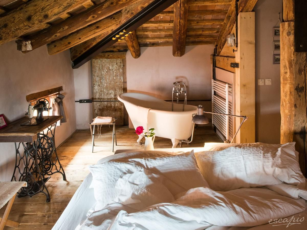 La Scuola Guesthouse in Lusiana, Italien: 5 individuell gestaltete ...