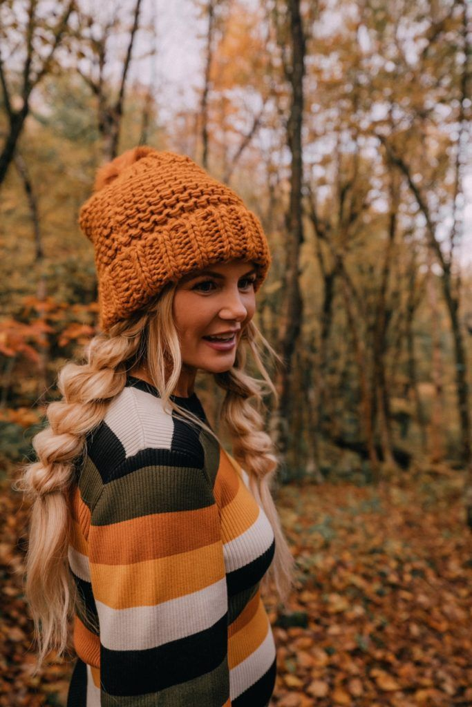 Fall Leaves in Vermont + A Life Update – Barefoot Blonde by Amber Fillerup Clark