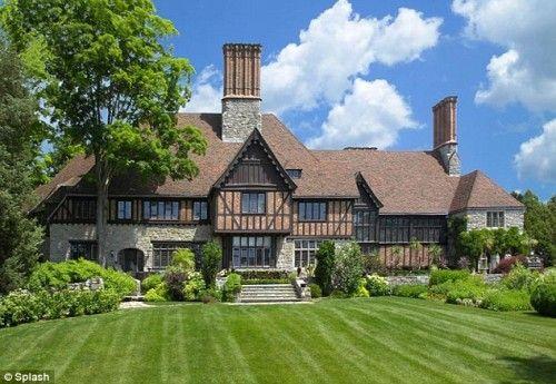 Mel Gibson's Tudor in Greenwich Connecticut