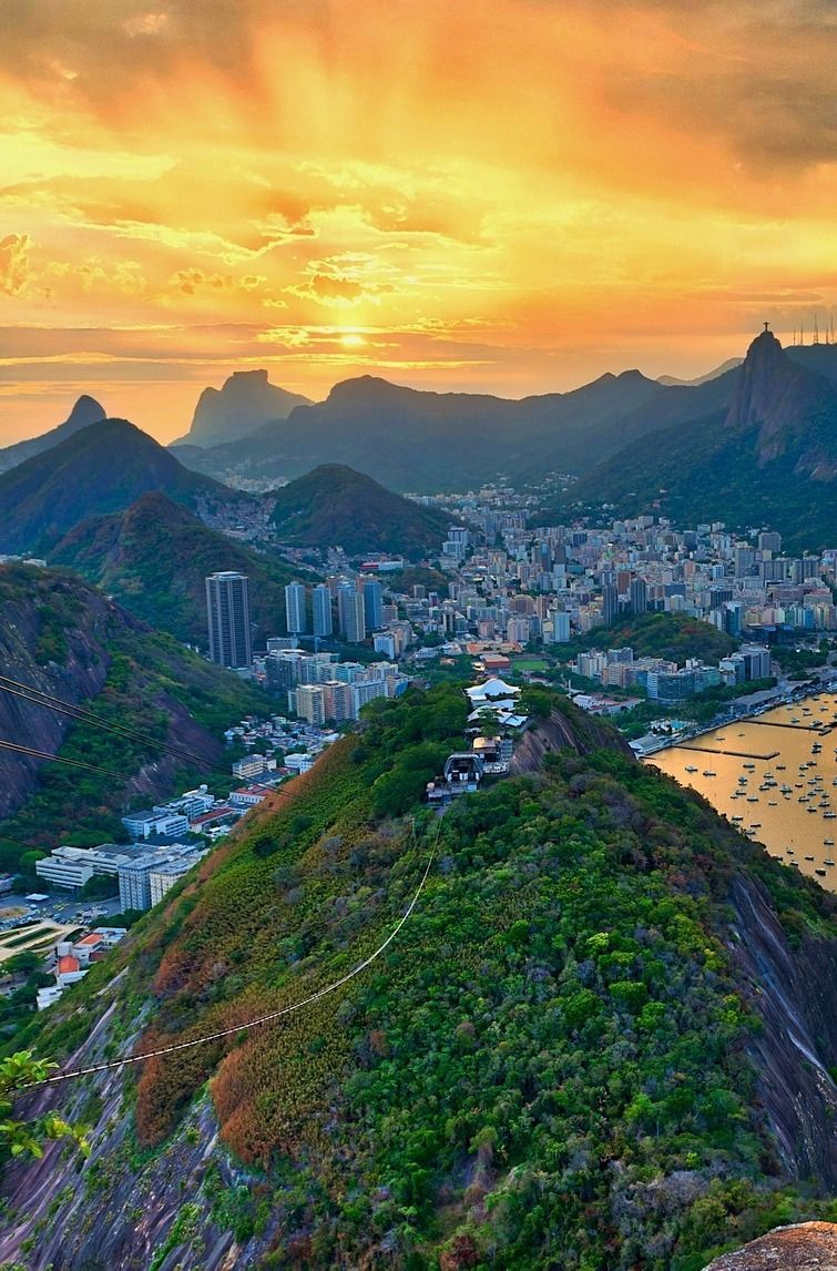 Four Reasons You Should Book A Flight To Brazil Beautiful